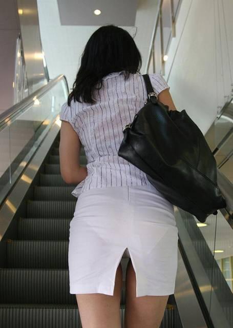 ed525f2e - OL盗撮 街で見かけるタイトスカートのお姉さんたち3