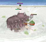 2008/7/23/MFO期間限定ビーチ