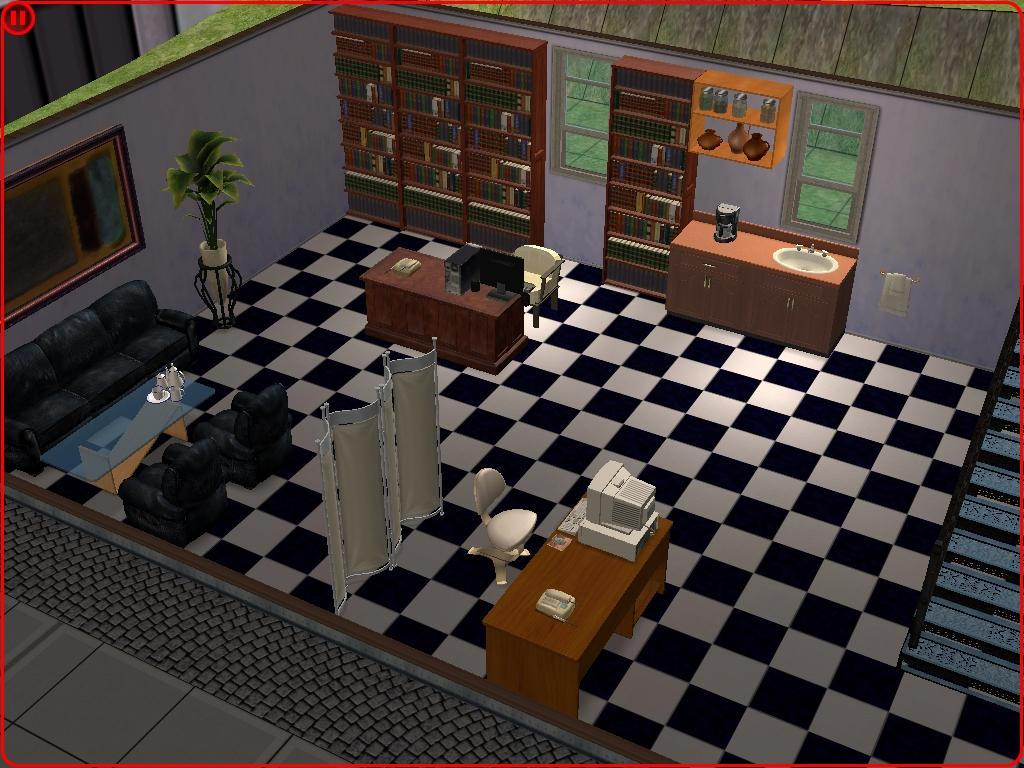 Sims制作日記/戯言