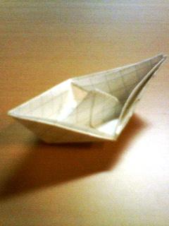 ... その8~箸置きは箸袋でつくる : 折り紙箸袋作り方鶴 : 折り紙