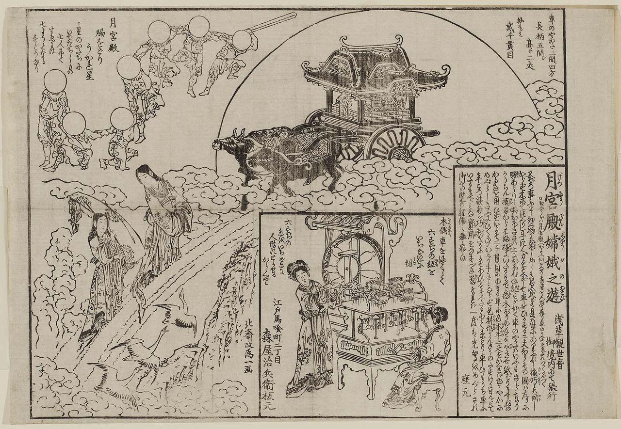 文政九年(1826)~文政十年(1827)九 : 見世物興行年表