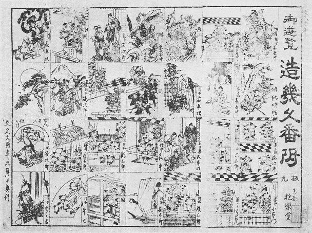見世物興行年表:文久元年(1861...