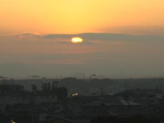 2009年11月の朝陽スタート