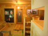 2008年8月4日 イムカフェ 店内 工事中