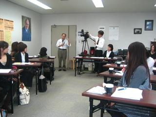 福耳10月 ランチェスター稲田先生