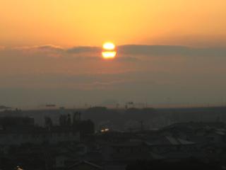 2009年11月の朝陽2