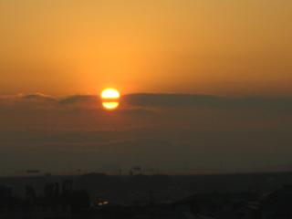 2009年11月の朝陽3