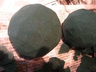 アレンジメント トピアリー 球体