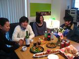 スタッフかっちゃんとミキちゃんの誕生日