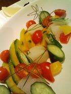 京野菜の彩り