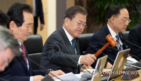 【韓国政府】 32年五輪のソウル・平壌共催推進案を閣議決定