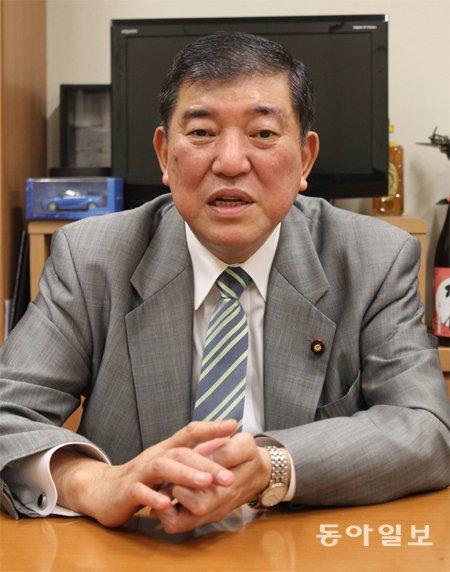 【国内政治】 「慰安婦問題、日本は韓国が納得するまで謝罪するのが当然」~「ポスト安倍」石破茂・元自民党幹事長インタビュー