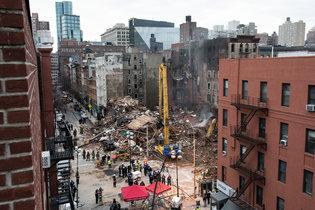 【米国】韓国人の寿司店でガス爆発、建物崩壊 約20人重軽傷、2人行方不明
