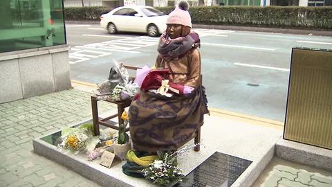【日韓】「安倍首相の退陣運動を行い、日本人の心の中に少女像を立てたい」…水曜集会に参加した日本人神父の告白