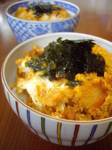 【毎日新聞】簡単「キムチ丼」で朝からポカポカ