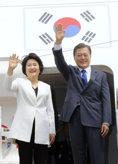 【米韓】米韓首脳、初会談へ THAADの韓国配備など懸案は先送りし「信頼構築」をアピールか