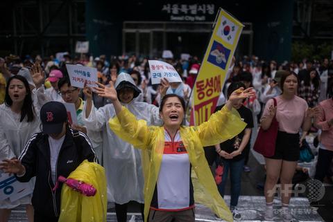 【韓国】韓国軍、同性同士の性行為で兵士に禁錮6か月