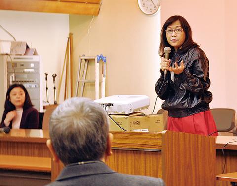 【神奈川】精神科医として見逃せない 香山リカさんが講演「差別主義者の病理的背景について研究しないといけない」