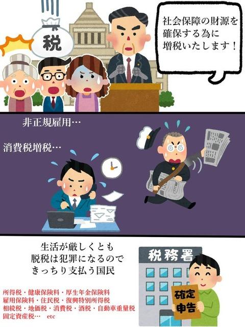 SEALDs「日本の税収50兆円、パナマに年間55兆円、これパナマ文書を調べろデモだわ」