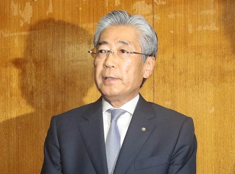 【五輪】JOC竹田会長、フランス当局の聴取に「黒塗り」報告書を提出していた