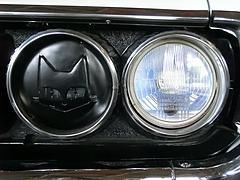日産ローレルSGXヘッドライト