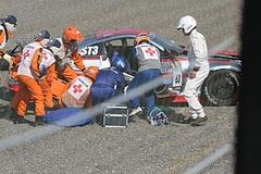 レイジュンZ33リール ドライバー救出