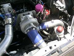 HKSスーパーチャージャーGTS7040L