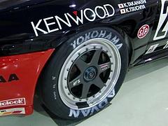日産スカイラインGT-R(R32)タイサンGT-Rフロントタイヤ