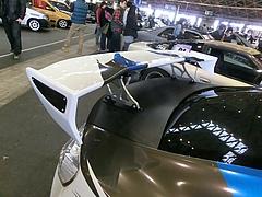 トヨタ86(ZN6) GTウィング