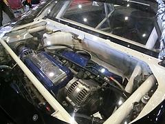 柿本改レーシングNSX(NA1)C30Aエンジン