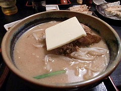 味噌屋 麺四朗 超バターらーめん(濃い口)