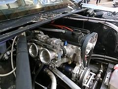 SSワークスelfレビン(AE86) 4A-Gエンジン