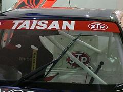 日産スカイラインGT-R(R32)タイサンGT-R車内