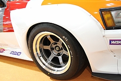 レイズ・ボルクレーシングTE37Vホイール