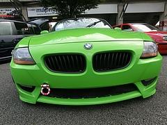 BMW・Z4フロントマスク