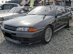 スカイラインGT-R(BNR32)