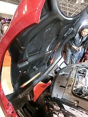 トラスト グレッディ35RXコンセプト チルトカウル