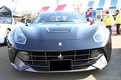 フェラーリF12ベルリネッタ フロントマスク