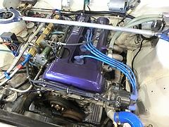 日産・SR20エンジン