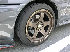 ニスモLM GT4ホイール