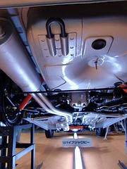 日産スカイラインGT-R(KPGC10)アンダーフロア