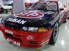 日産スカイラインGT-R(R32)タイサンGT-R左前