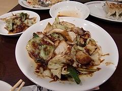 梅蘭酒家 回鍋肉(ホイーコーロー)1,470円