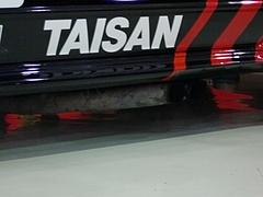 日産スカイラインGT-R(R32)タイサンGT-Rチタン合金製マフラー