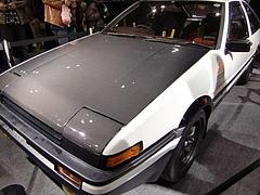 トヨタ スプリンタートレノ(AE86)