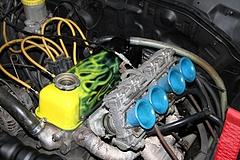 ダットサン・サニー(B210)エンジン