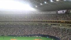 名古屋ドーム観客席