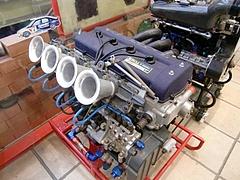 トヨタ 3K-Rエンジン2