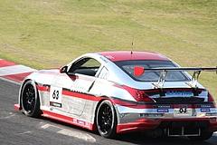 レイジュンZ33リール鈴鹿2コーナー
