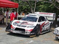 SX4 2009パイクスピーク優勝車左前